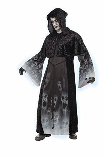 oween Herren Kostüm vergessene Seelen Vampir Dämon Höllenfürst (Vergessene Seelen Kostüme)