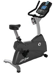 Life Fitness  Fahrradergometer C1 Track, schwarz, C1 Track