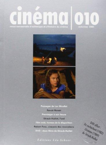 Cinma 010, DVD : En rachchant et Czanne, de Danile Huillet et Jean-Marie Straub
