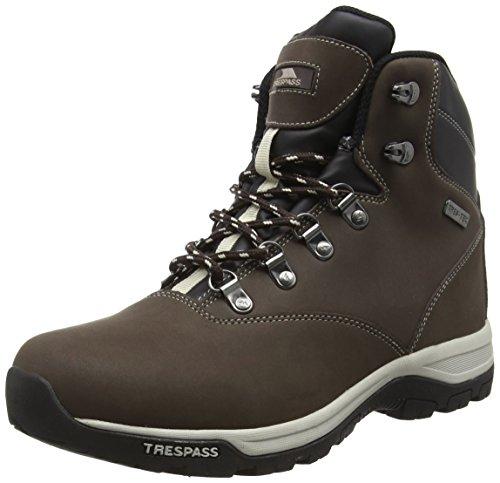 Trespass Novelo, Chaussures Multisport Outdoor Homme Marron (Brown)
