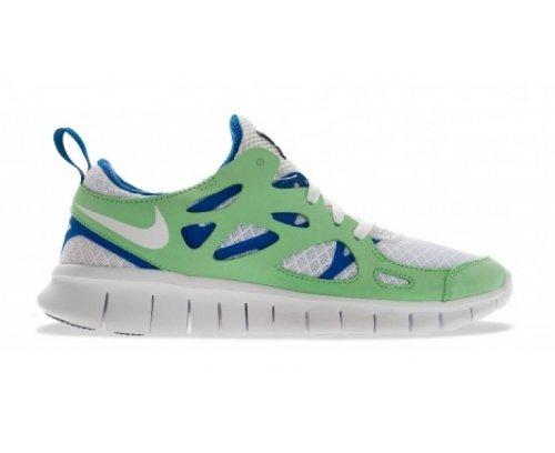 Nike M NK Imp Lt Jkt HD Giacca, uomo white-poison green-hyper blue-black