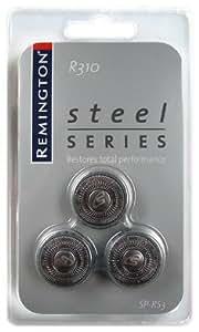 Remington - sprs3 - Lot de 3 têtes pour rasoirs rotatifs r3 steel series