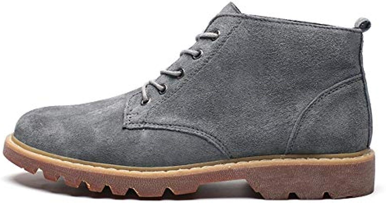 Xiazhi-scarpe, Uomo, Stivali Uomo, Xiazhi-scarpe, Grigio (Grigio), 40 EU dba75c