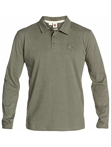 Herren Polo Shirt Quiksilver Beachport Polo LS armed