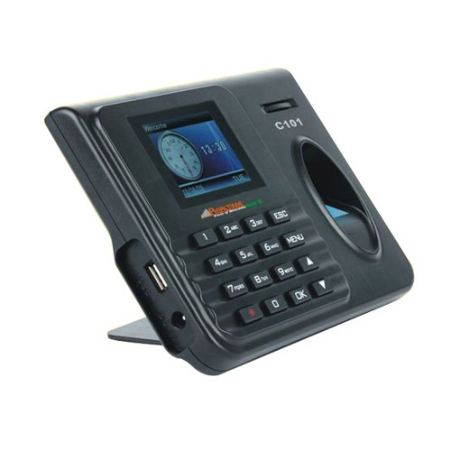 Navkar Realtime C101 Eco Series Biometric Rfid Card Based Attendance System  available at amazon for Rs.3300