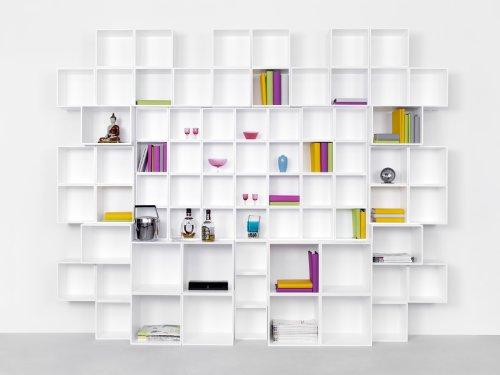 Design Regal – Individuell erweiterbare Bibliothek - 2