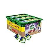 Ariel 3in1 Pods Colorwaschmittel, Mega Pack (3 x 38 Waschladungen)