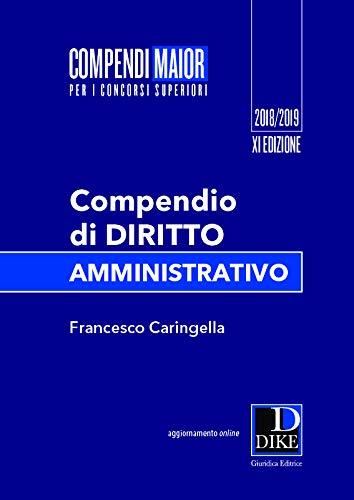 Compendio di diritto amministrativo. Maior. Con Contenuto digitale per download e accesso on line