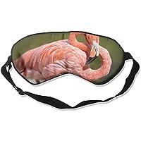 Pink Flamingo 99% Eyeshade Blinders Sleeping Eye Patch Eye Mask Blindfold For Travel Insomnia Meditation preisvergleich bei billige-tabletten.eu