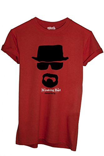 T-Shirt Heisenberg Breaking Bad - Film By Mush Dress Your Style Rot