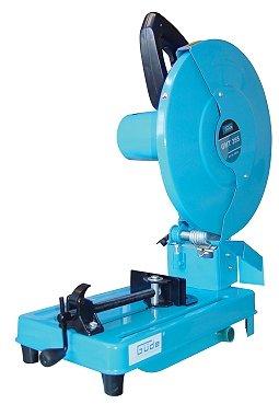 Preisvergleich Produktbild Güde 40534 GMT 355 Metalltrennsäge (2200W, 355mm Scheibe Durchmesser, bis 100mm Schnittleistung, 90-45° Schwenkbereich Maschinenkopf)