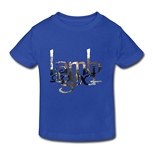 Desolate Lamb Of God LOGO T Shirt For Toddlers Unisex (2-6 Years)