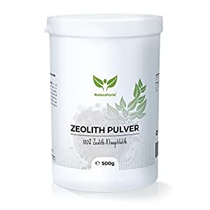 naturaforte zeolith klinoptilolith pulver 500g dose haustier. Black Bedroom Furniture Sets. Home Design Ideas