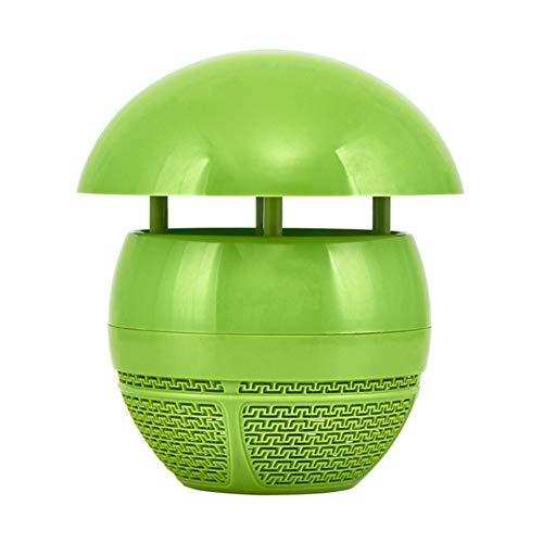 TUNBG Haushalt Keine Strahlung Mückenschutz Mückenvernichter Lampe Hause Mückenschutz Lampe Baby Mückenschutz Geschenke Für Schwangere (Farbe: Grün),Grün