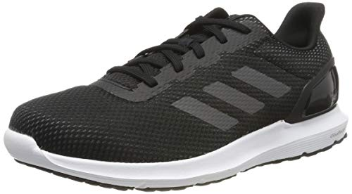 adidas Cosmic 2, Zapatillas de Running para Hombre, Gris Grey F17/Grey Four F17/Core Black, 42 2/3 EU