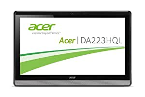 Acer DA223HQL All-in-One Desktop-PC 54,6 cm (21,5 Zoll)  (Quad-Core,1GB RAM, 16GB eMMC, Android, Touchscreen)