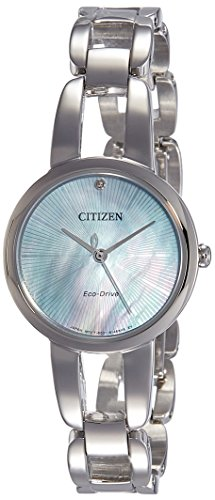 Citizen Damen Eco-drive Uhr (Citizen Damen-Armbanduhr EM0430-85N)