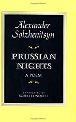 PRUSSIAN NIGHTS PA (Bilingual ed. Tr from Russian) by Aleksandr Solzhenitsyn (1977-11-01)