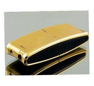 Hochwertiges Zigarren Feuerzeug BU 356 - Zigarren-cutter Und Feuerzeug