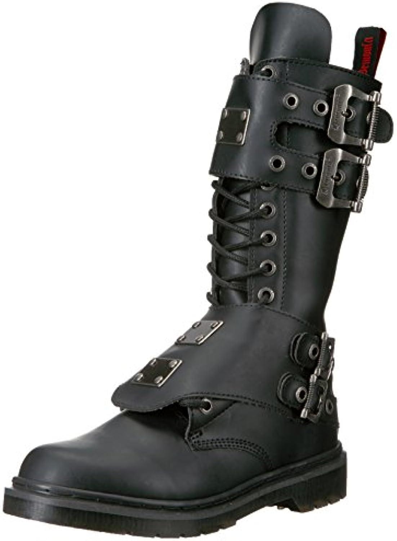 Demonia DEFIANT-302  Zapatos de moda en línea Obtenga el mejor descuento de venta caliente-Descuento más grande