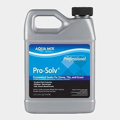 pro-solv (economico) 473ml sigillante per piastrelle, pietra, intonaco e–Aqua Mix - Mix Piastrelle