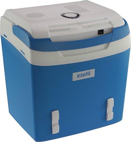 EZetil 9600009333Glacière électrique E 26m 12/230V de Refroidissement et Fonction Maintien...