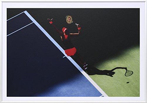 premium-tennis-gift-art-photography-in-a-luxury-frame-orange-blue