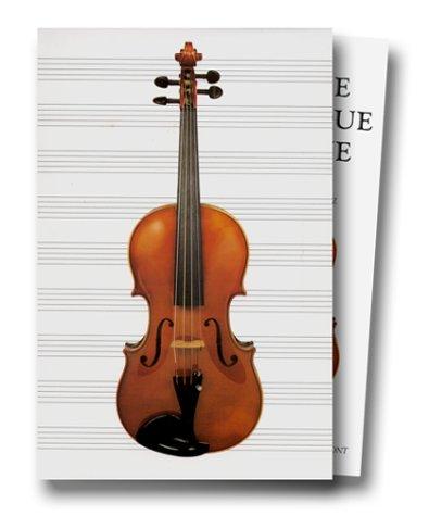 Dictionnaire encyclopédique de la musique