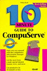 10 Minute Guide to Compuserve