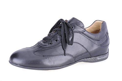 Nero Giardini , Chaussures de ville à lacets pour homme noir noir 39 Nappa Nero