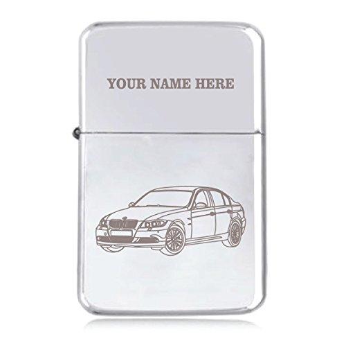 3er-BMW-Design–personalisierbares Benzin-Sturmfeuerzeug Star