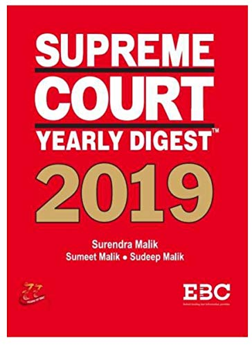 Supreme Court Yearly Digest 2019
