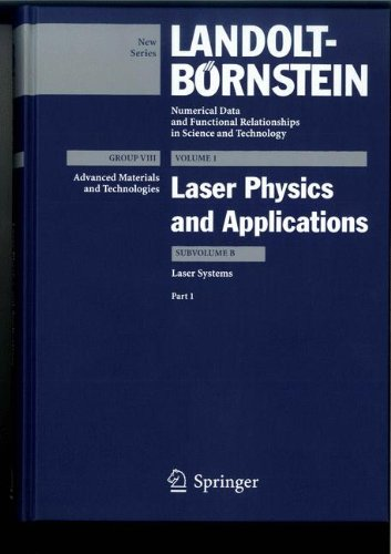 Part 1 (Landolt-Börnstein: Numerical Data and Functional Relationships in Science and Technology - New Series, Band 11) (Locking Gas)