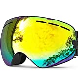 ZIONOR Lagopus X Snowmobile Snowboard Skate Ski...