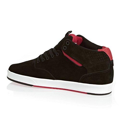 Homme Chaussure Skate Globe Motley Réconfort Patins Chaussures Noir