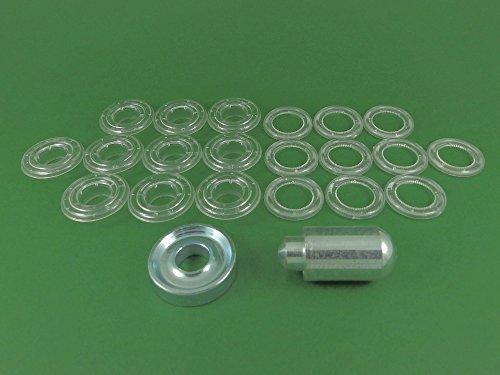 einend 12mm Kunststoff Öse und Waschmaschine Reparatur Kit ()