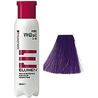 Goldwell Elumen High-Performance Haircolor, VV @ ALL 200ML/6.7Fl Oz by Goldwell