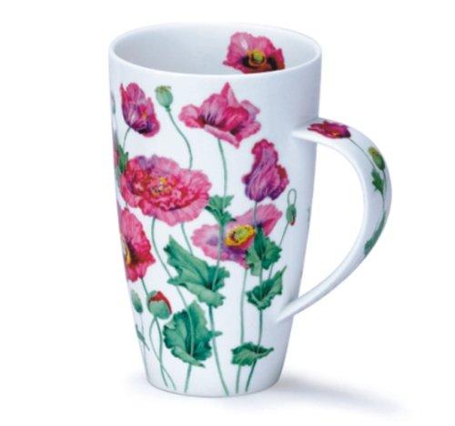 DUNOON henley tasse motif coquelicots-p»
