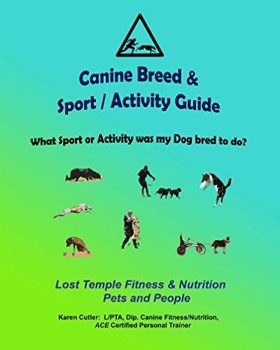 canine-breeds-sport-activity-guide-lost-temple-fitness-for-pets-and-people-english-edition