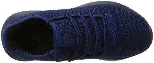 adidas Unisex-Kinder Tubular Shadow Sneaker Blau (MYSTERY BLUE/Ftwr White/Collegiate Navy)