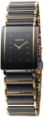 Rado - Reloj de pulsera mujer, cerámica, color negro