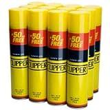 Genuine CLIPPER Universal Lighter Fuel Fluid Refill 300ML pack of 12