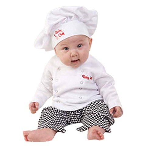 info for 3728b 61629 Morwind Abbigliamento Per Bambini Di Estate Chef Cosplay ...