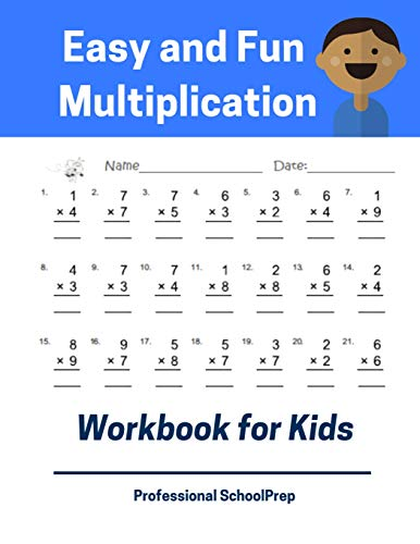 ication Workbook for Kids: Full set 5000 times tables book for 2nd, 3rd, 4th grade student or beginners to practice everyday math exercises with fluency and confident. ()