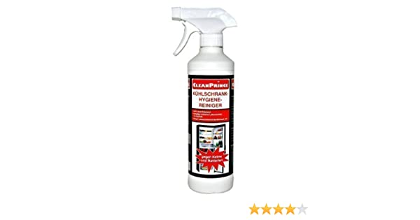 Kühlschrank Desinfektion : Cleanprince kühlschrank hygiene reiniger ml küche bakterien