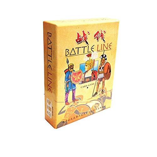 DYS@ Juegos de Fiesta Juego de Mesa Battle Line Familia/Fiesta Entretenimiento en Interiores