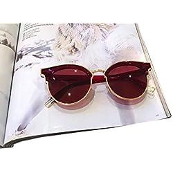 607e6e82e0 Gafas De Sol Dfb Li Xiaolu Gafas De Sol De Metal De La Misma Categoría  Modelos