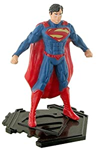 Figuras de la liga de la justicia - Figura Superman fuerza - 9 cm - DC comics - Justice league - liga de la justicia (Comansi Y99193)