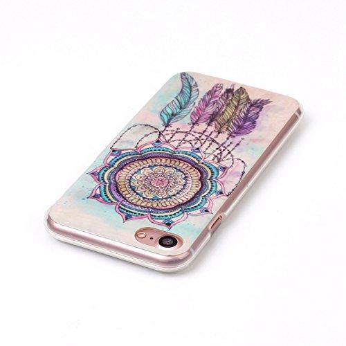 """inShang iPhone 7 Plus 5.5"""" Coque Housse de Protection Etui pour iPhon 6 5.5 inch ,Ultra mince et léger TPU matériel Le Style Pratique Coque arrière (back case) , 14"""
