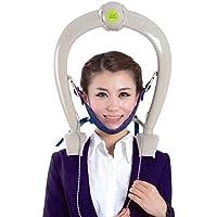 Cervical traction LIU-Halswirbelsäge Traktionsgerät, Hals Stretching Hals Pflege Verbesserung der Wirbelsäule preisvergleich bei billige-tabletten.eu